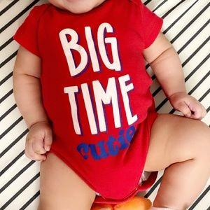 Big time cutie onesie